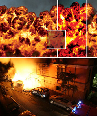 Lumenesse 777S - Bomb Blast Mitigation Safety Security Film